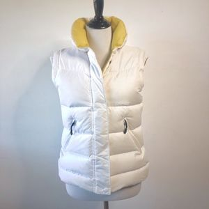 NIKE 550 down filled Women's reversible vest Sz S